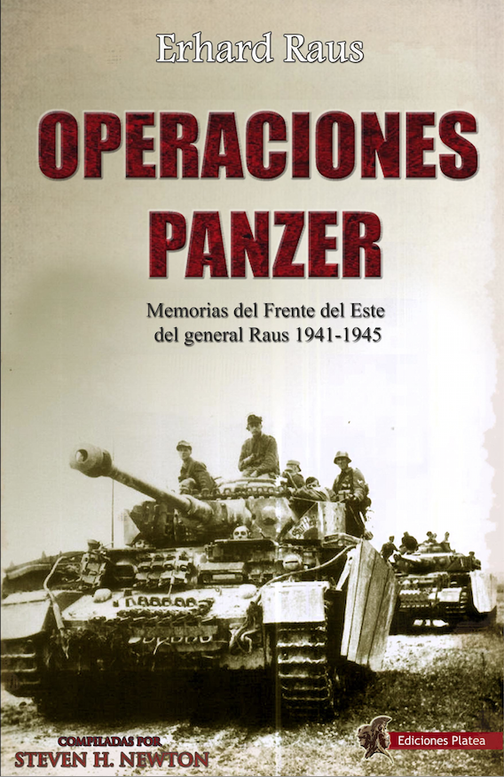 Operaciones Panzer, Erhard Raus