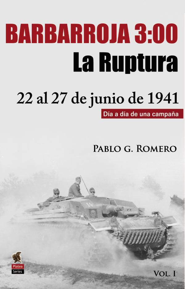 Barbarroja, Pablo G. Romero