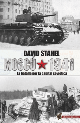 Moscú 1941, David Stahel